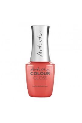 Artistic Colour Gloss Gel - Snapdragon - 0.5oz / 15ml