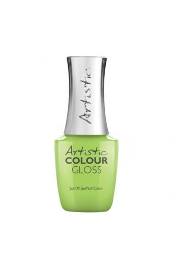Artistic Colour Gloss Gel - Toxic - 0.5oz / 15ml