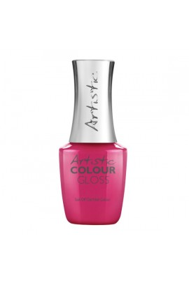 Artistic Colour Gloss Gel - V.I.Pink Room  - 0.5oz / 15ml