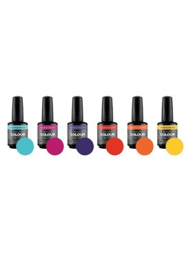 Artistic Colour Gloss - Baywatch Summer 2017 Collection - 0.5oz / 15ml each -  All 6 Colors