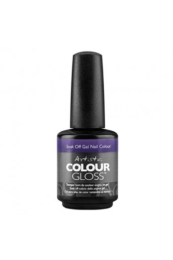 Artistic Colour Gloss - Mud, Sweat, & Tears Collection - Workout Warrior - 15 mL / 0.5 oz