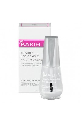 Barielle - Clearly Noticeable Nail Thickener - 14.8 mL / 0.5 oz