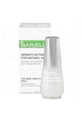 Barielle - Growth Activator for Natural Nails - 14.8 mL / 0.5 oz