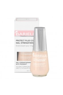 Barielle - Protect Plus Color Nail Strengthener - Natural Beige - 14.8 mL / 0.5 oz