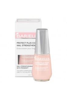 Barielle - Protect Plus Color Nail Strengthener - Sheer Pink - 14.8 mL / 0.5 oz