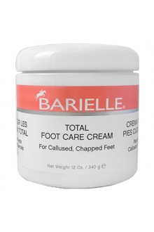 Barielle - Total Foot Care Cream - 340 g / 12 oz