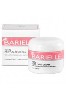 Barielle - Total Foot Care Cream - 113 g / 4 oz