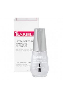 Barielle - Ultra Speed Dry Manicure Extender - 14.8 mL / 0.5 oz