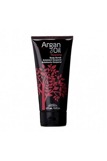 Body Drench Argan Oil - Cleansing Body Scrub - 6oz / 177mL