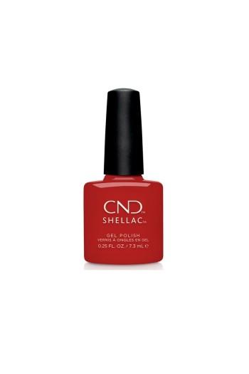 CND Shellac - Company Red - 0.25oz / 7.3ml