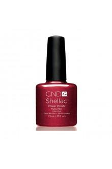 CND Shellac - Ruby Ritz - 0.25oz / 7.3ml