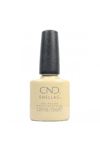 CND Shellac - Party Ready Collection - White Button Down - 0.25oz / 7.3ml