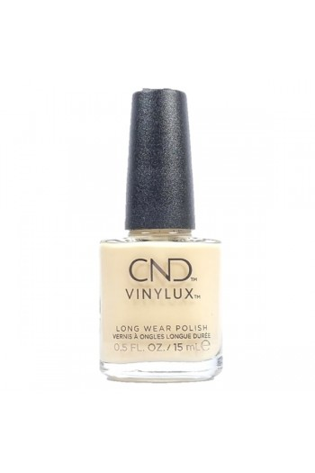 CND Vinylux - Party Ready Collection - White Button Down - 0.5oz / 15ml