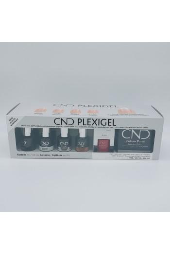 CND Plexigel - System Kit - 10pc