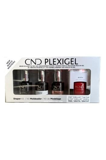 CND Plexigel - Shaper Kit - 5 pc