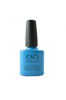 CND Shellac - Summer City Chic Collection - Pop-Up Pool Party - 0.25oz / 7.3ml