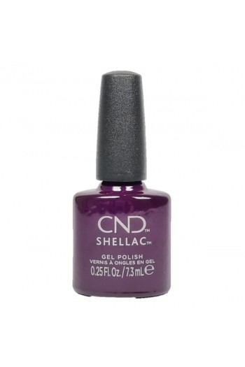 CND Shellac - Wild Romantics Collection - Verbena Velvet - 0.25oz / 7.3ml