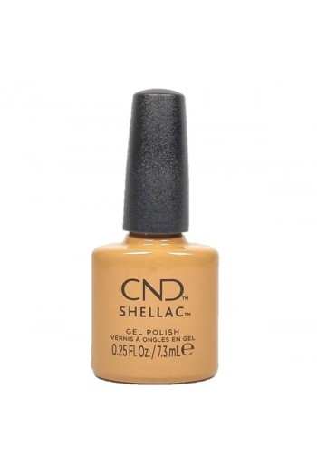 CND Shellac - Wild Romantics Collection - Wrapped In Linen - 0.25oz / 7.3ml