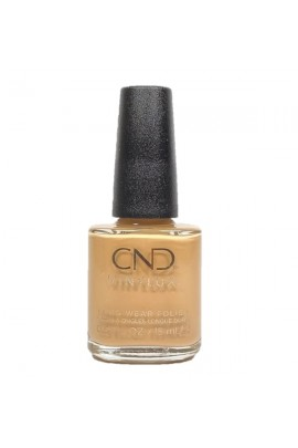 CND Vinylux - Wild Romantics Collection - Wrapped In Linen - 0.5oz / 15ml