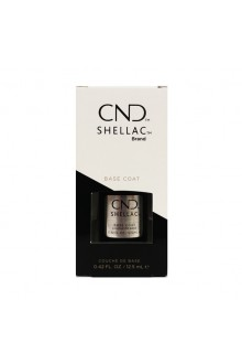 CND Shellac Power Polish - UV Base Coat - 0.42oz / 12.5ml