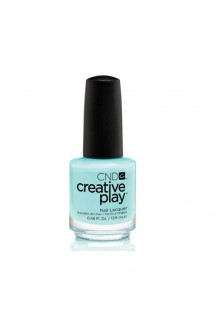 CND Creative Play Nail Lacquer - Amuse-mint - 0.46oz / 13.6ml