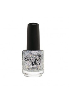 CND Creative Play Nail Lacquer - Bling Toss - 0.46oz / 13.6ml