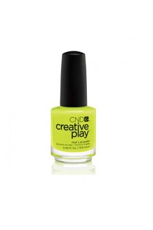 CND Creative Play Nail Lacquer - Carou-celery - 0.46oz / 13.6ml