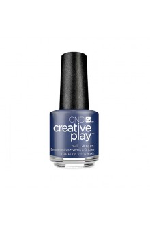 CND Creative Play Nail Lacquer - Denim Date - 0.46oz / 13.6ml