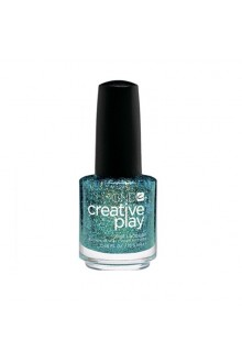 CND Creative Play Nail Lacquer - Express UR Em-Oceans - 0.46oz / 13.6ml