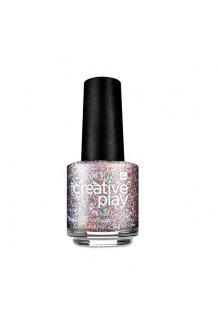 CND Creative Play Nail Lacquer - Flashy Affair - 0.46oz / 13.6ml