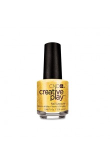 CND Creative Play Nail Lacquer - Foiled Again - 0.46oz / 13.6ml