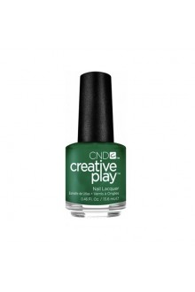 CND Creative Play Nail Lacquer - Happy Holly Day - 0.46oz / 13.6ml
