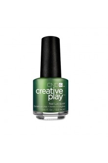 CND Creative Play Nail Lacquer - Jaded - 0.46oz / 13.6ml