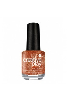 CND Creative Play Nail Lacquer - Lost in Spice - 0.46oz / 13.6ml