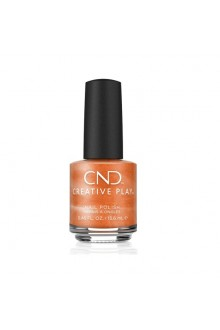 CND Creative Play Nail Lacquer - Orange Pulse - 0.46oz / 13.6ml