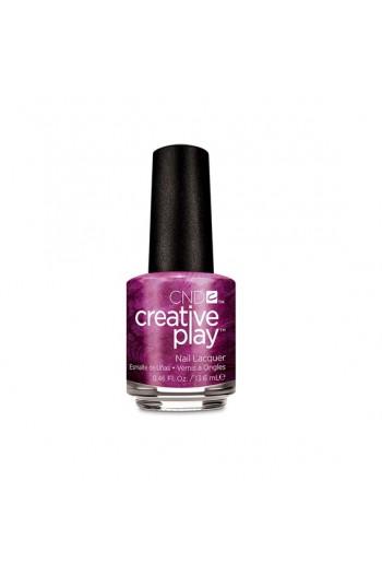CND Creative Play Nail Lacquer - Rsvplum - 0.46oz / 13.6ml