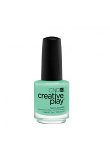 CND Creative Play Nail Lacquer - Shady Palms - 0.46oz / 13.6ml