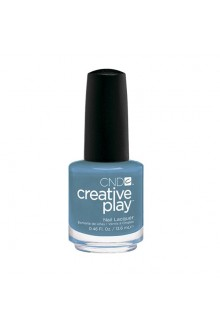 CND Creative Play Nail Lacquer - Teal the Wee Hours - 0.46oz / 13.6ml