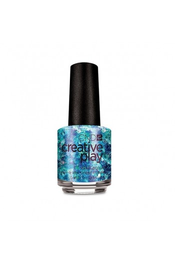 CND Creative Play Nail Lacquer - Turquoise Tidings - 0.46oz / 13.6ml
