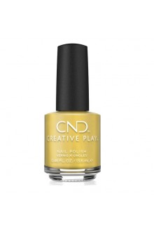 CND Creative Play Nail Lacquer - Vivid Daisy - 0.46oz / 13.6ml