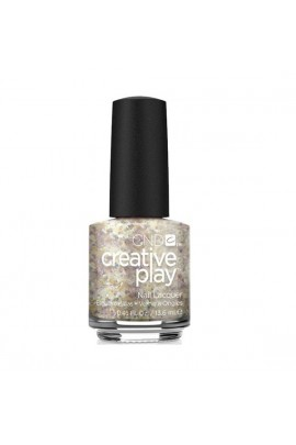 CND Creative Play Nail Lacquer - Zoned Out - 0.46oz / 13.6ml