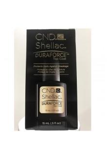 CND Shellac DuraForce Top Coat - 0.25oz / 7.3ml