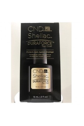 CND Shellac DuraForce Top Coat - 0.25oz / 7.3ml