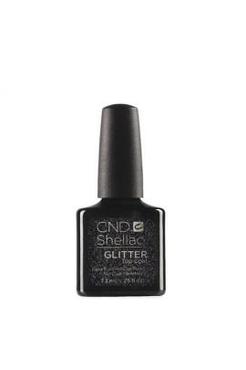 CND Shellac Glitter Top Coat - 0.25oz / 7.3ml