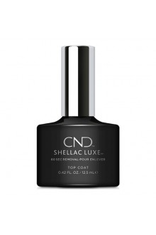 CND Shellac Luxe - Top Coat - 12.5 ml / 0.42 oz