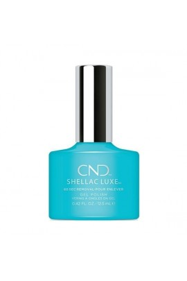CND Shellac Luxe - Aqua-intance - 12.5 ml / 0.42 oz
