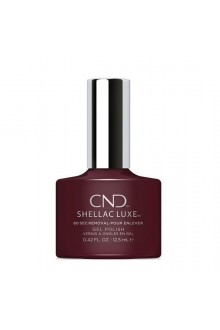 CND Shellac Luxe - Black Cherry - 12.5 ml / 0.42 oz