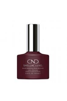 CND Shellac Luxe - Black Cherry - 12.5 ml / 0.42 oz