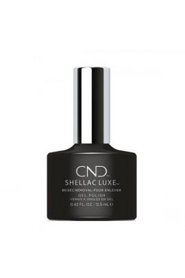 CND Shellac Luxe - Black Pool - 12.5 ml / 0.42 oz
