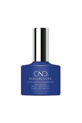 CND Shellac Luxe - Blue Eyeshadow - 12.5 ml / 0.42 oz
